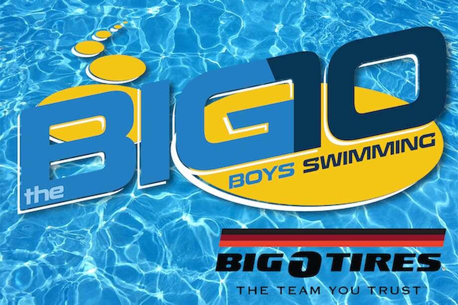 Boys Swimming Big 10, SportStars Photo: SportStars Magazine