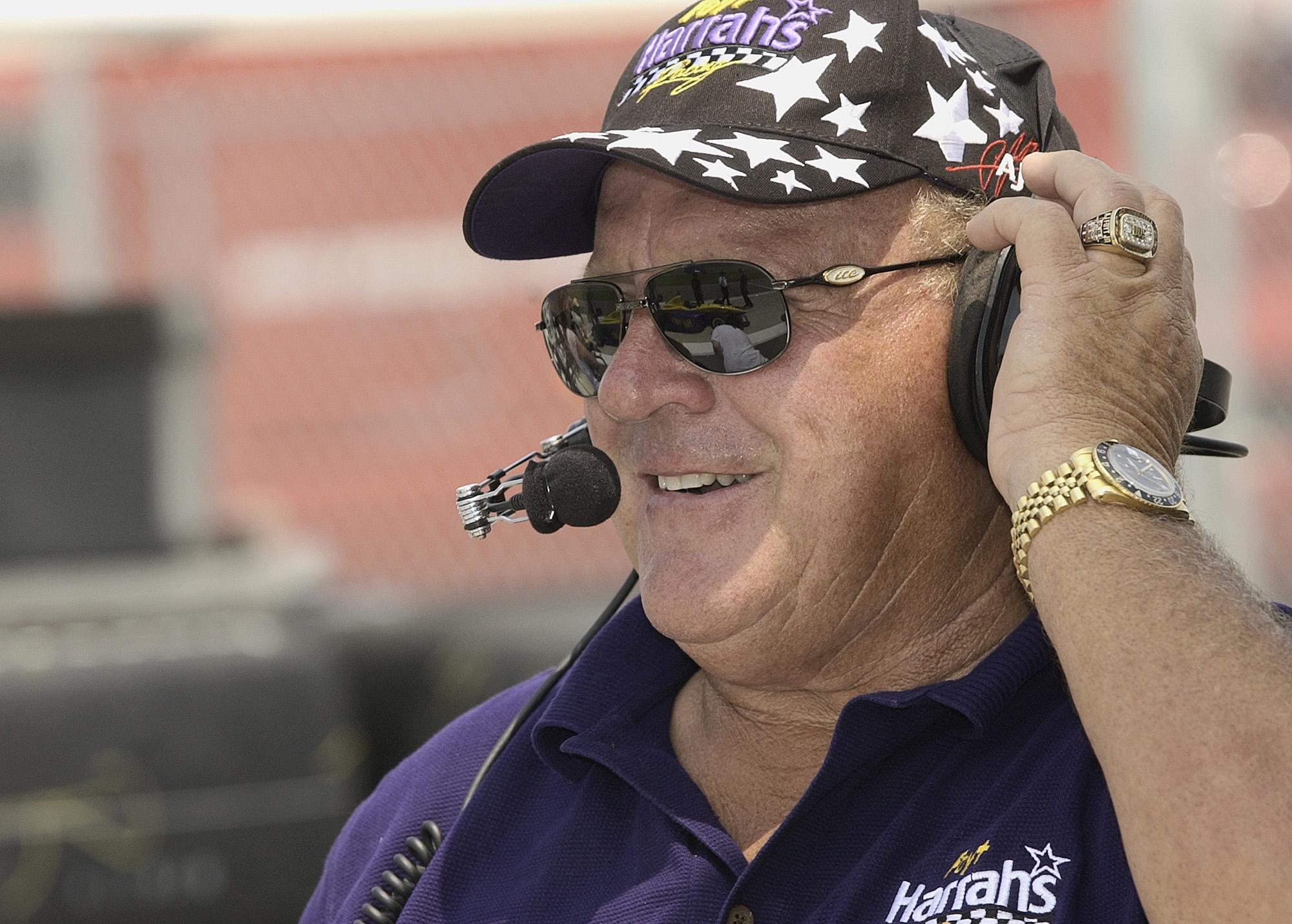 On Indy 500 weekend, A.J. Foyt staying busy in Houston