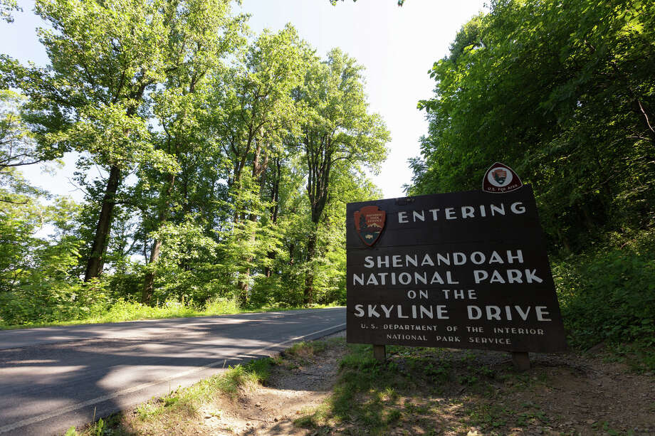 Visitors can explore Skyline Drive and hundreds of miles of trails, but not Old Rag at Shenandoah National Park. Photo: Photo By Mary O'Neill Of The National Park Service / National Park Service