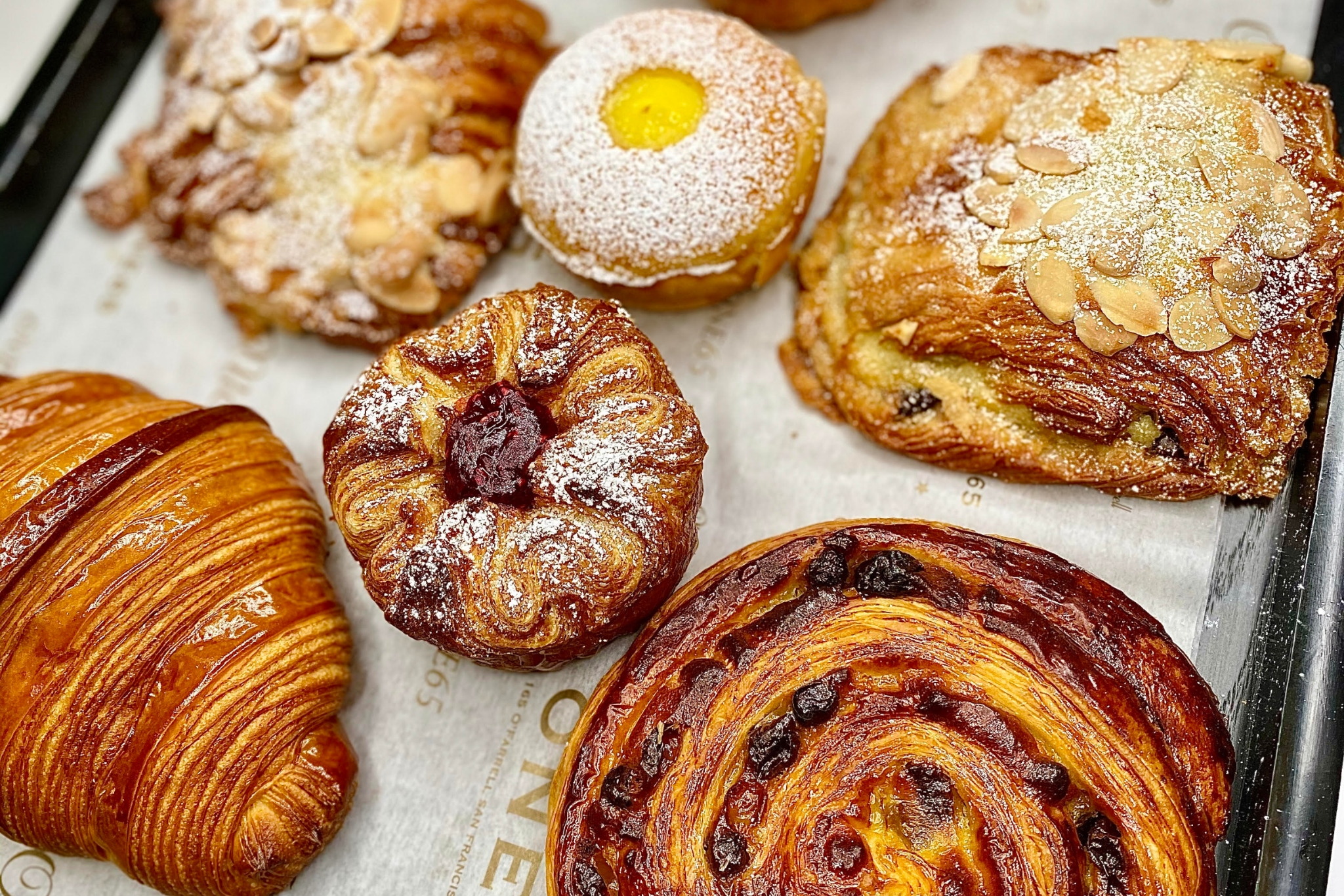 Sweet news: French bakery reopens inside townhouse near Union Square
