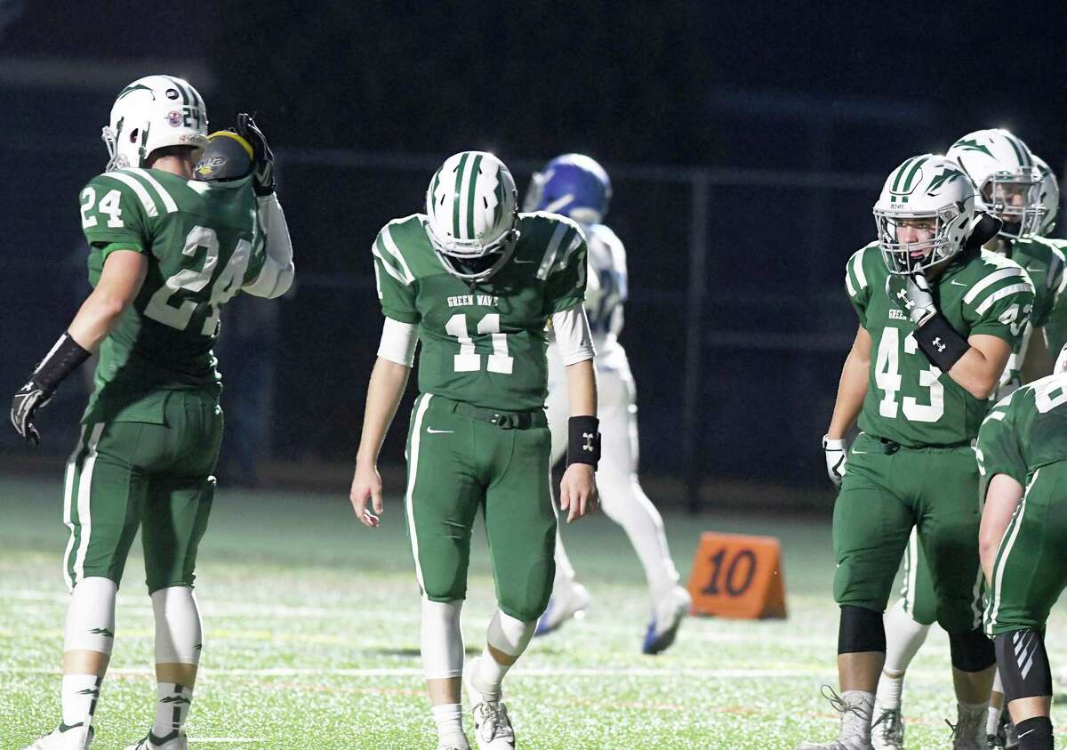 New Milford football, along with Pomperaug, Barlow and Newtown are raising money for health-care workers.