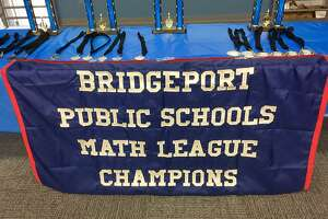The school that wins earns the right to the mathlete banner.