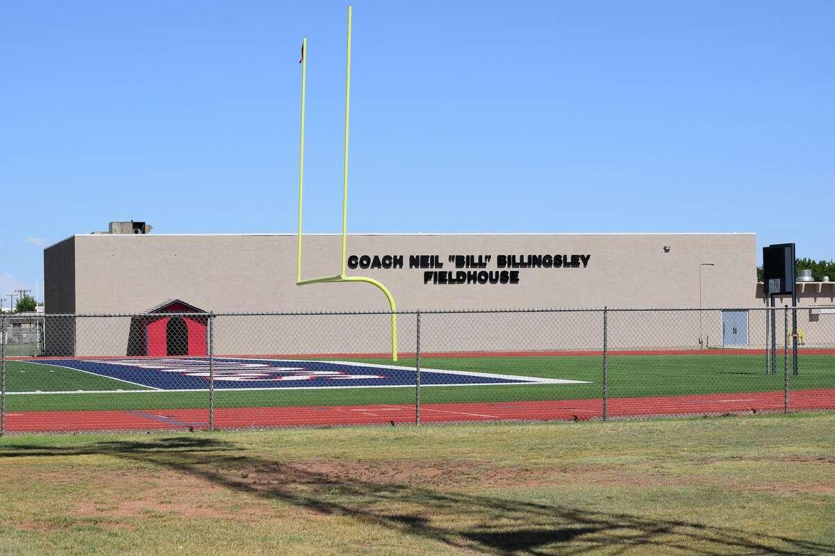 """Coach Neil """"Bill"""" Billingsley Fieldhouse"""