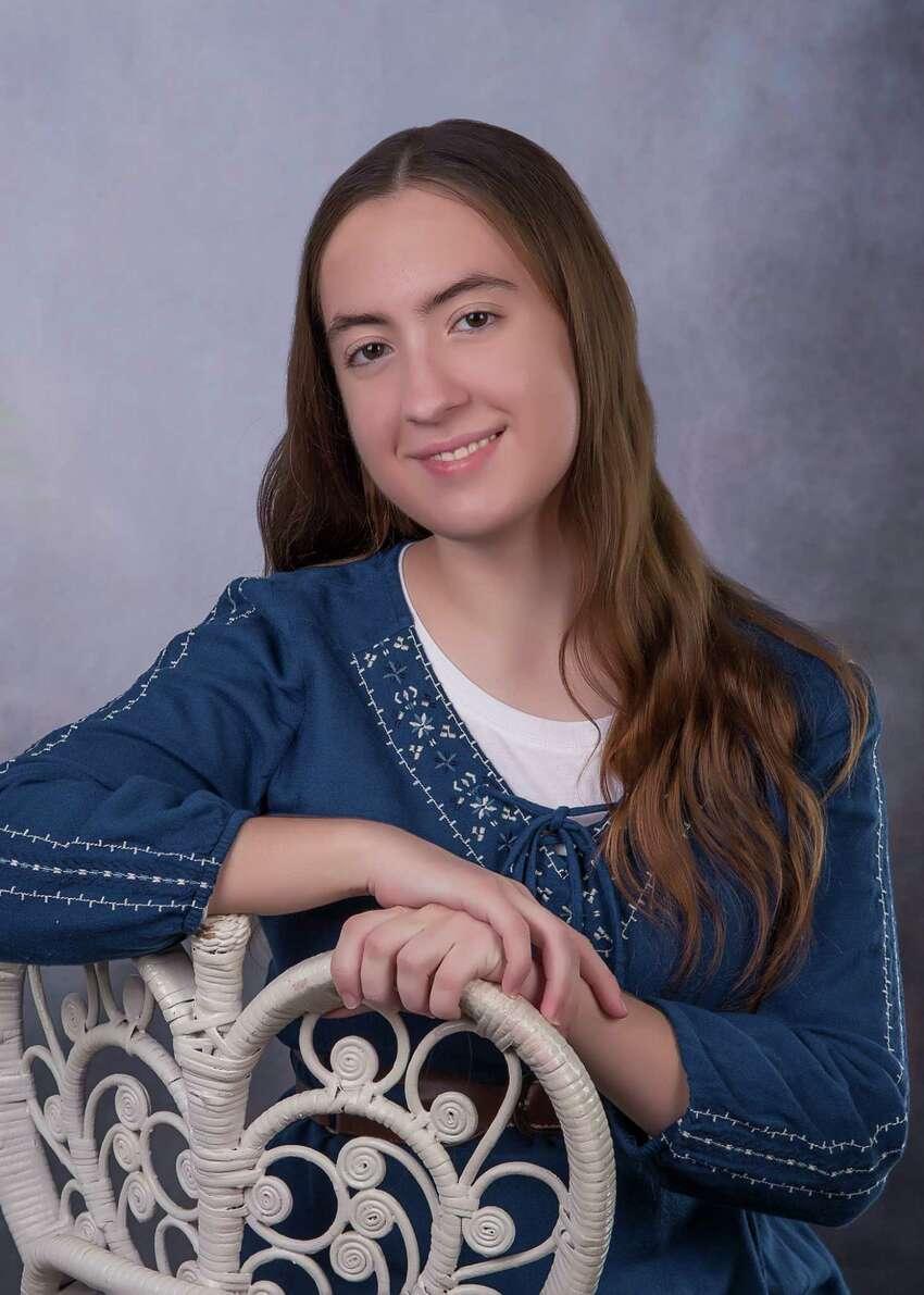 Caitlyn Doyle, Ballston Spa Class of 2020 valedictorian