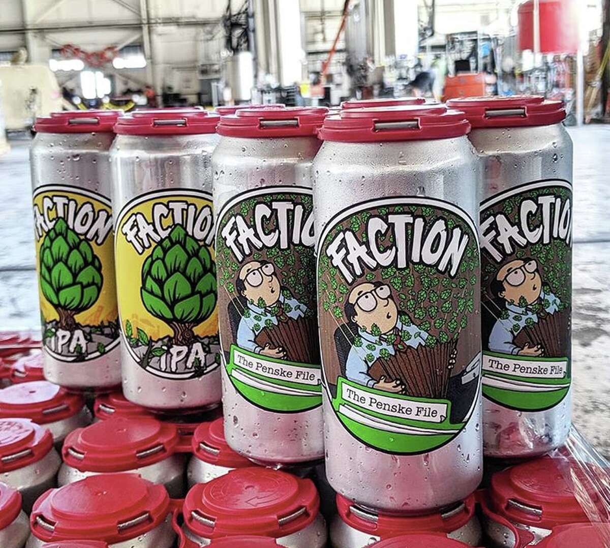 """The two decided to reconsider their usual contract. Typically, the Can Van works with a minimum canning order of about 100-200 cases of beer - each case is 24 cans - and that typically keeps a van onsite at a brewery all day. But not all the very small breweries can fill that much beer or afford that expense, especially now, so Herrema and Coyle decided to do away with the requirement. """"We'll do 40 cases and pack up and go across town and do another,"""" Herrema says. """"It all kind of evens out,"""" Coyle continues. """"We've got bigger jobs and smaller jobs. We're willing to loosen things up on the smaller [end] to give everyone the best opportunity. It's the big and small that make up the diverse fabric of the craft beer industry."""""""