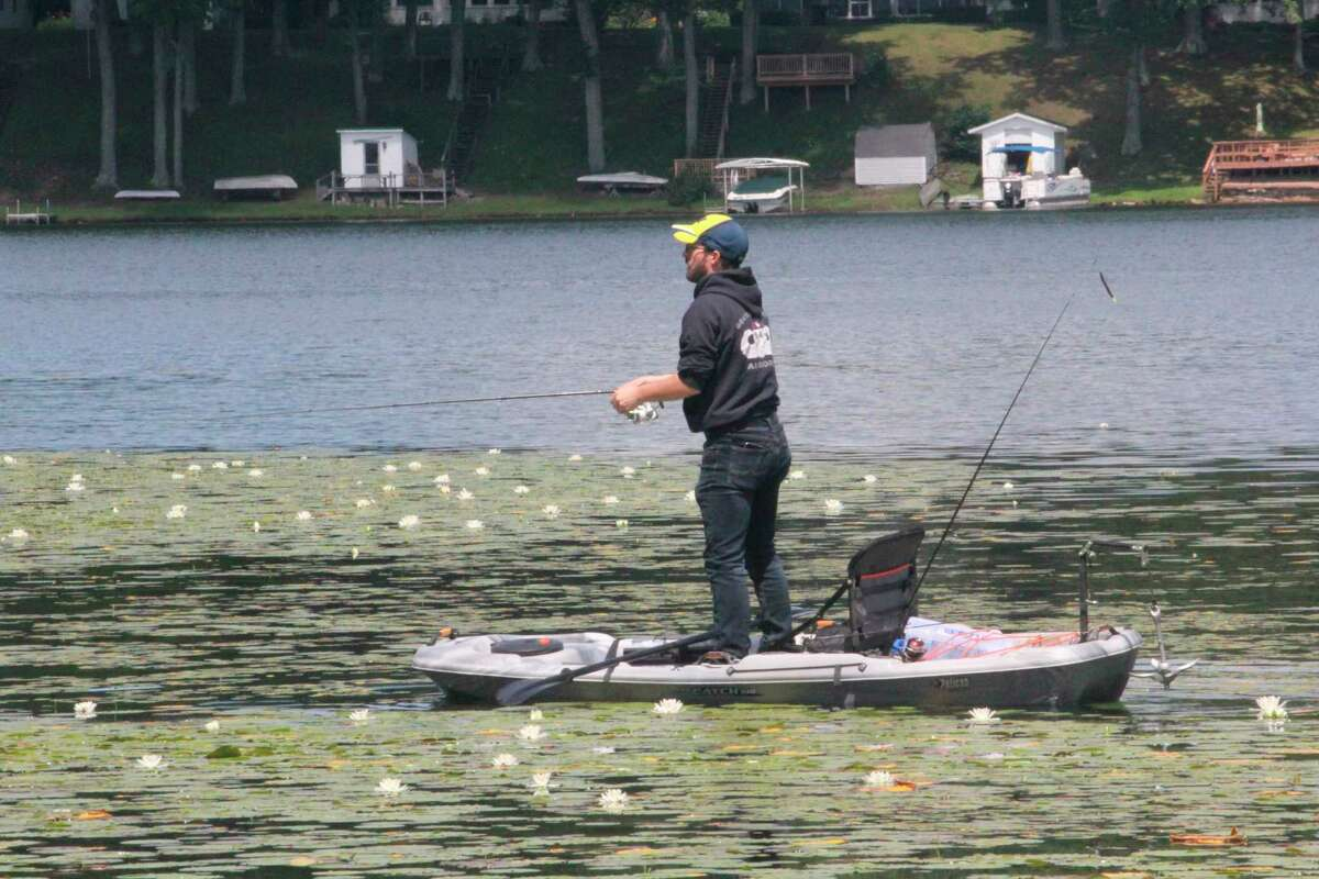 Anglers are hoping for a huge holiday weekend. (Pioneer file photo)