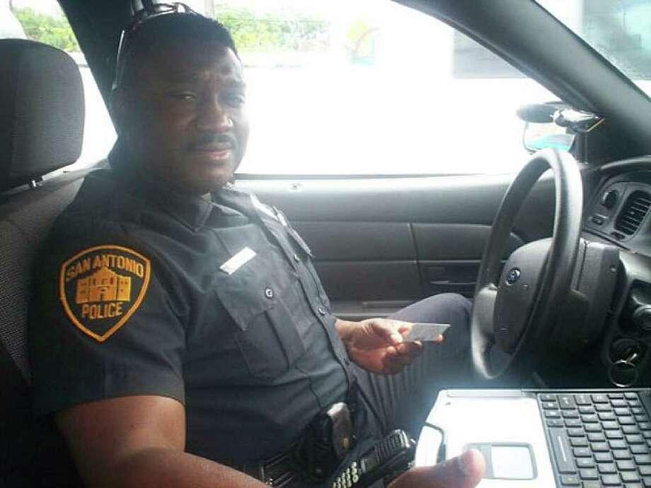 San Antonio police officer Mark Hunt, 45, drowned in Port Aransas Saturday.