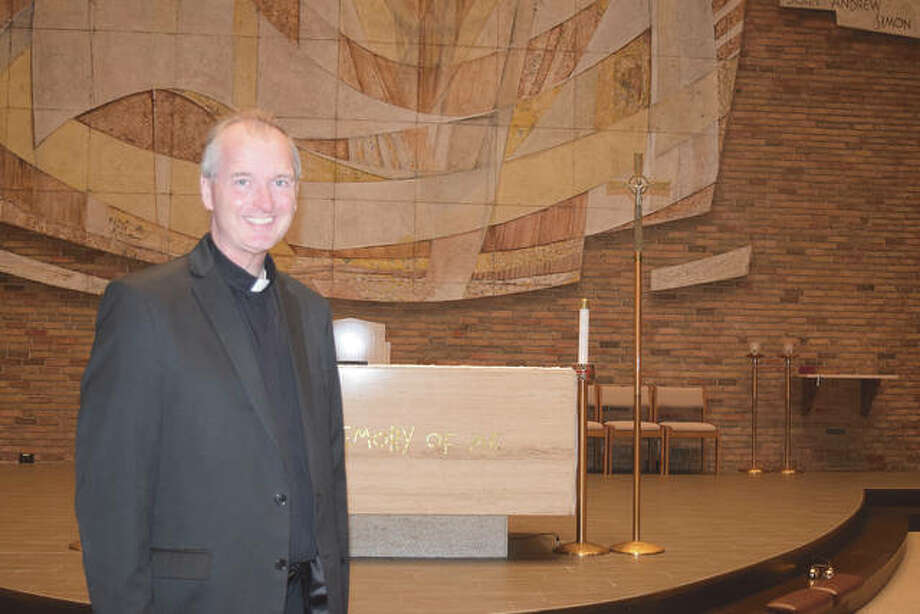 The Rev. Tom Meyer will be leaving Our Saviour Church at the end of June to lead a congregation in Quincy.