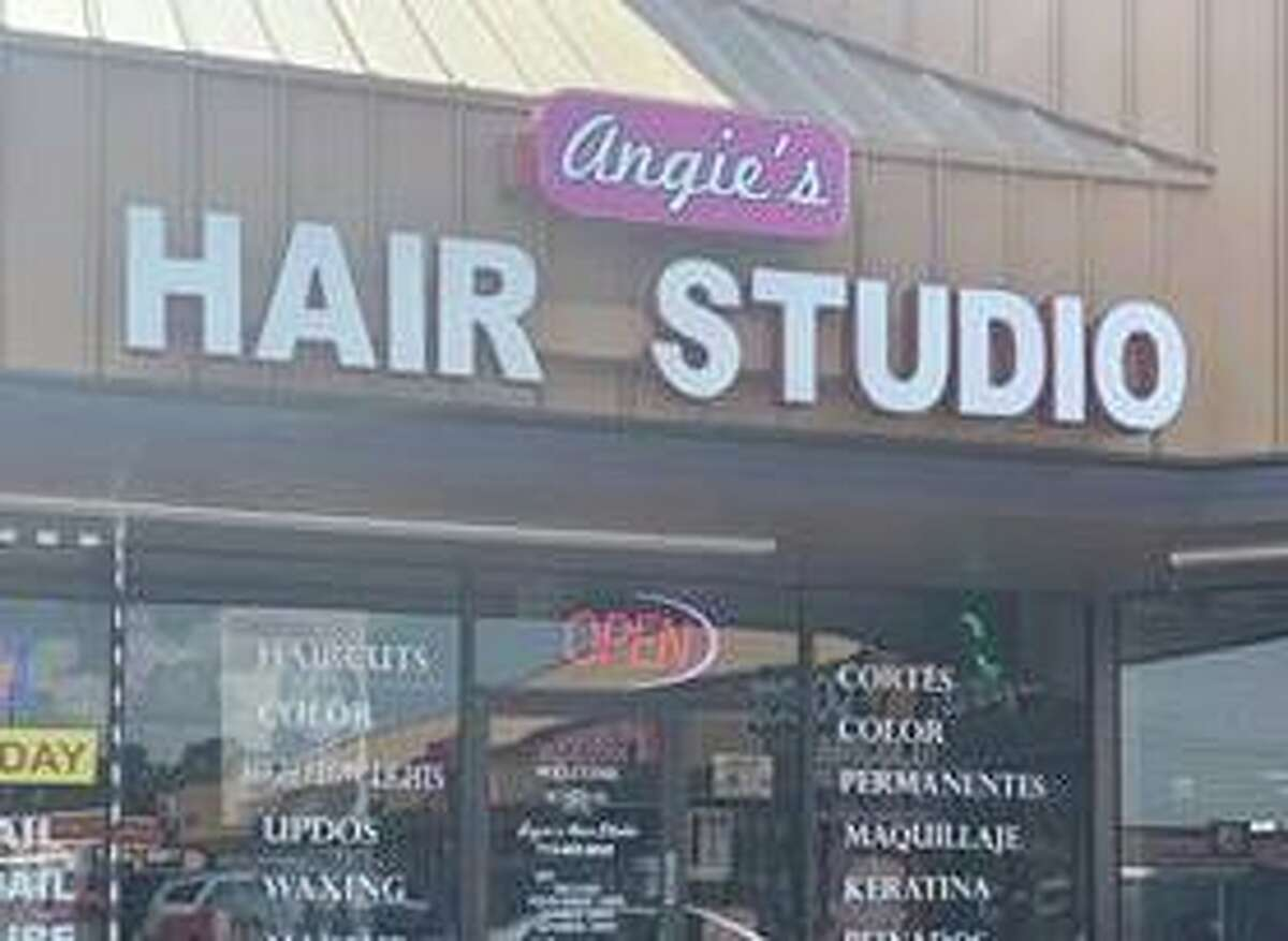 Angie's Hair Studio in Crosby reopened on May 8 after being closed since late March due to the COVID-19-related stay-at-home orders