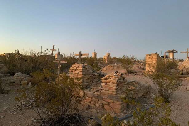 Buried in the desolate, old Terlingua Cemetery near Big Bend National Park are a number of mercury miners who succumbed to the Spanish flu in 1918.
