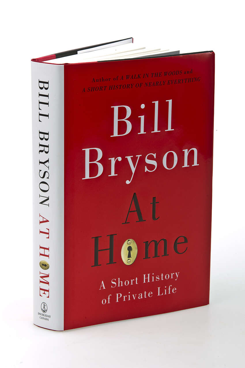 September 30, 2010-SUNDAY BOOKS 09302010-Sunday Books. At Home by Bill Bryson. Tara Walton/ Toronto Star (Photo by Tara Walton/Toronto Star via Getty Images)