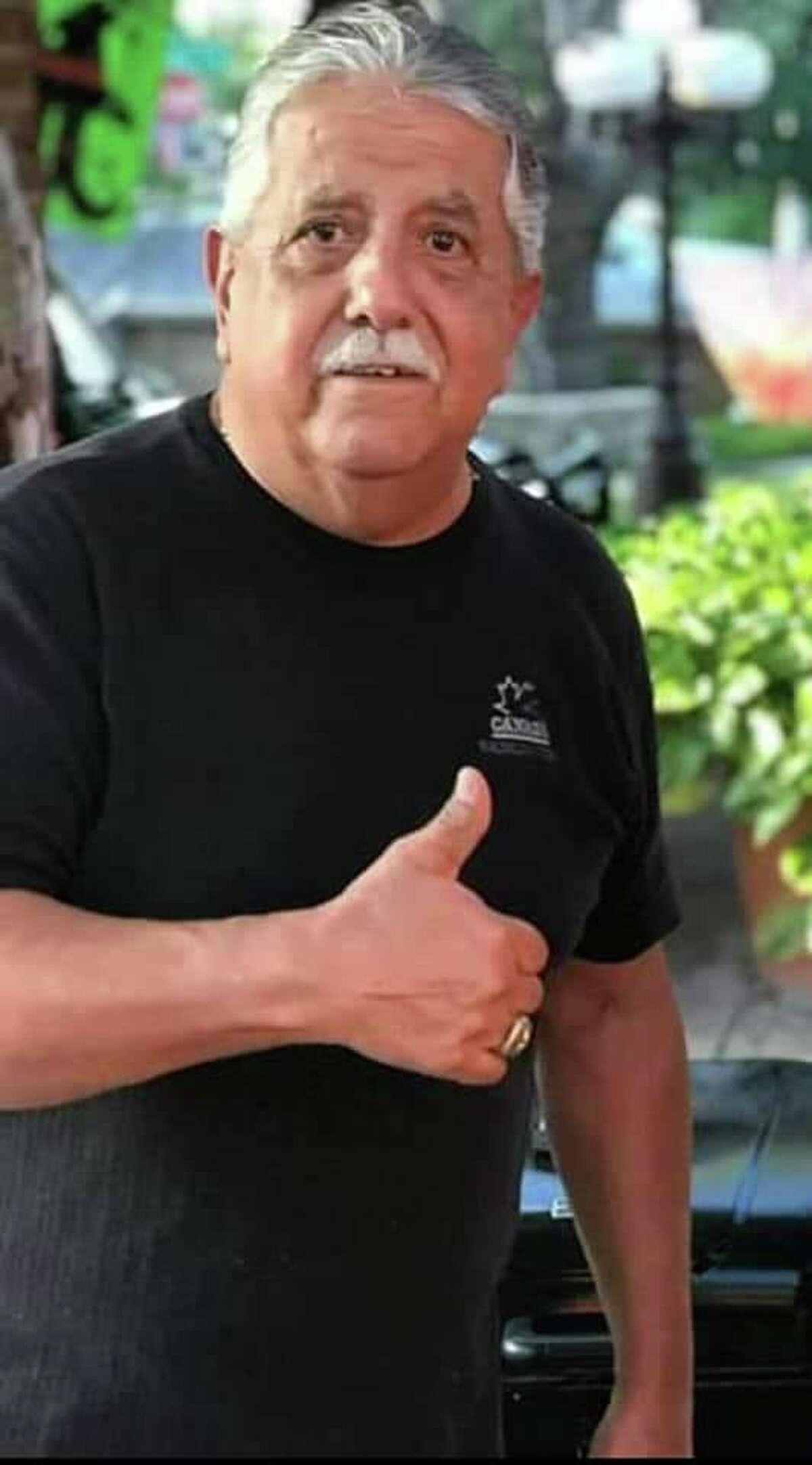 Former Webb County Sheriff Juan Garza