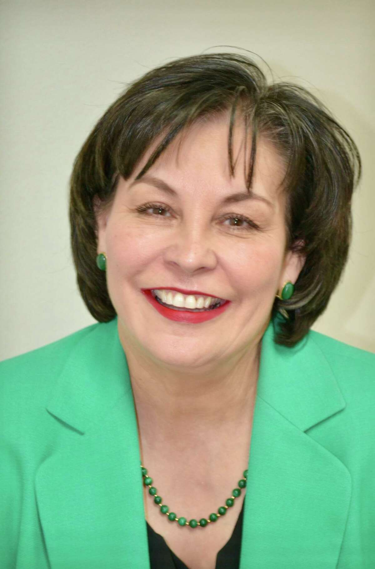 Cynthia Brehm heads the Republican Party of Bexar County.