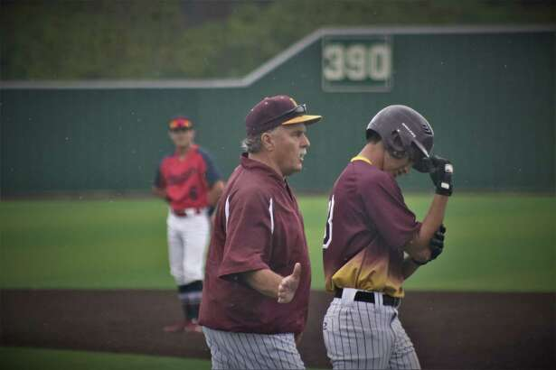 Veteran Deer Park High School head baseball coach Chris Rupp, shown in a 2019 game, feels bad for his seniors, who had the rug pulled out from under them with the onset of the Covid-19 pandemic.