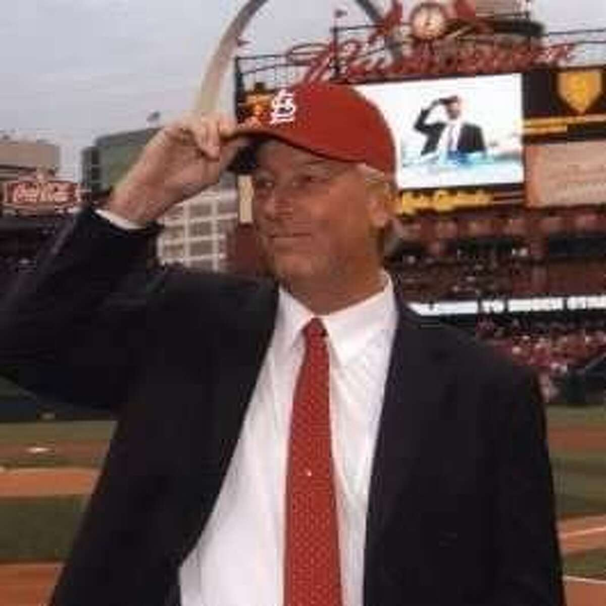 Glens Falls native and former major league pitcher Dave La Point. (Courtesy photo)