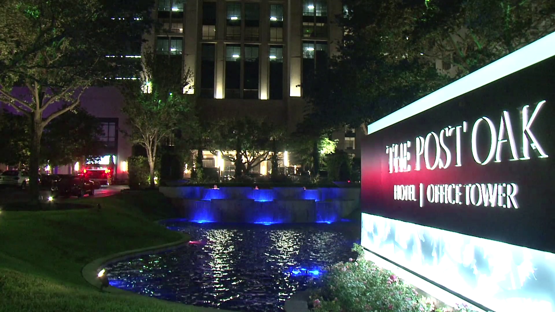 Suspect wounded 'complete stranger' in Post Oak Hotel shooting, prosecutors say