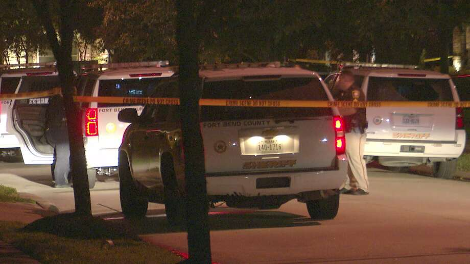 Police found two people dead at a Katy home late Saturday after responding to a report of a shooting. Photo: On Scene