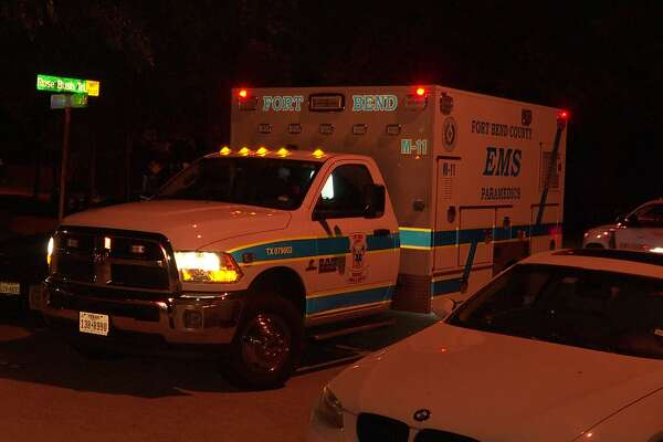 Police found two people dead at a Katy home late Saturday after responding to a report of a shooting.