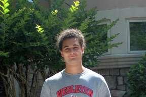 Thomas Elkhoury won the John Cooper Male Athlete of the Year award.