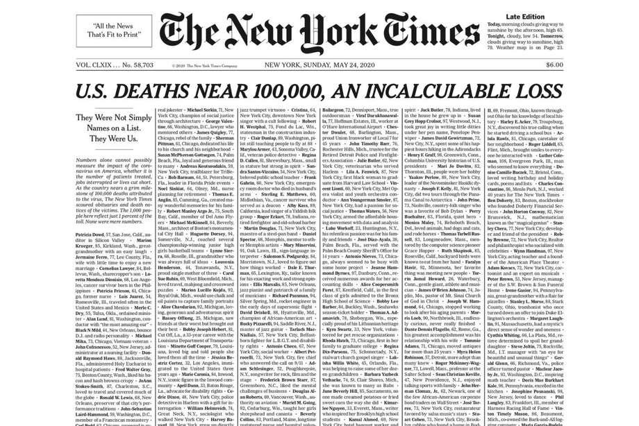 Photo: New York Times