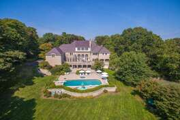 Regis Philbin's English-inspired manor on North Stanwich Road in Greenwich is on the market, and real-estate experts say there could be a boom in new sales in the near future.