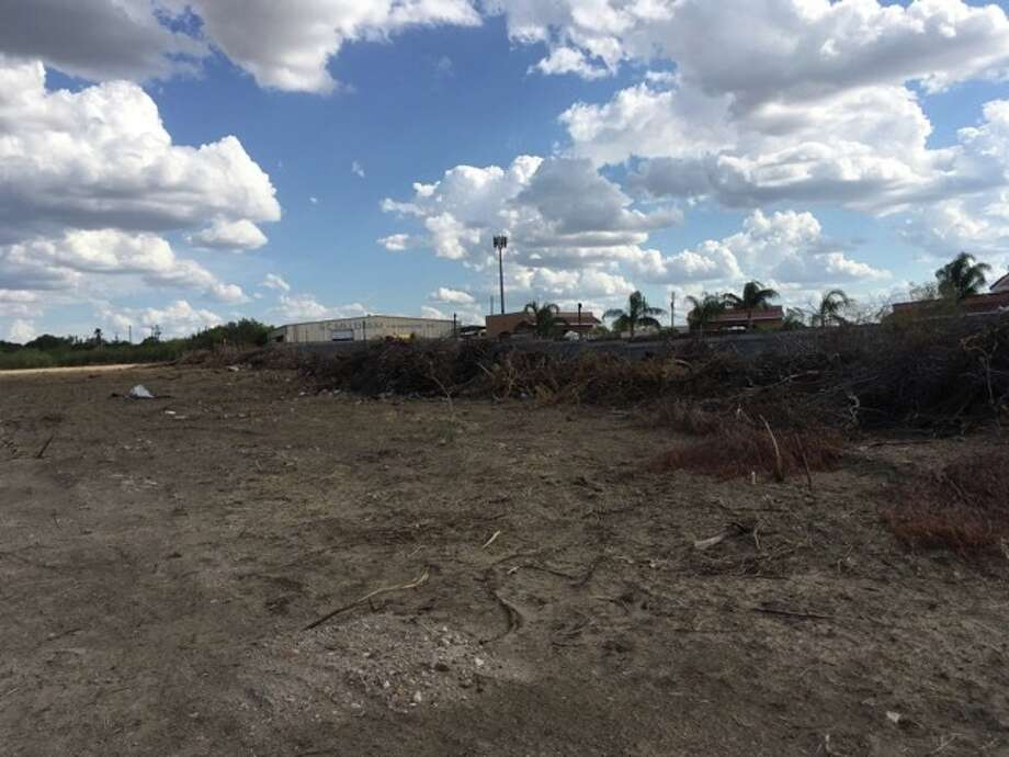 Martha Haynes' 4.5-acre ranch off Highway 59 is raw brush land. A bit of it was cleared last year, but no actual improvements were made to the property. Nevertheless, the land's value has increased 600% this year.    Photo: Courtesy Photo
