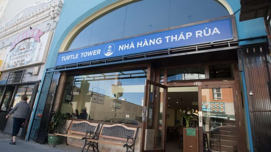 Turtle Tower on Larkin Street was robbed last Tuesday, and owner Thao Pham said she had to wait over two hours for a response from law enforcement. Photo: ZAGAT/Google Maps
