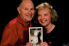 Jerilyn and Rod Schimke, of Onekama,was married at Onekama Trinity Lutheran Church on May 23, 1970. (Courtesy photo)