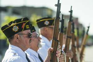 Images from last year's Memorial Day in downtown Midland, May 27, 2019