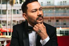 Singer Frankie J spent time living in Houston and has recorded an album of Spanish-language standards.