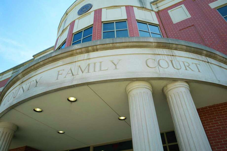 A view of the Albany County Family Court on Thursday, May 21, 2020, in Albany, N.Y.   (Paul Buckowski/Times Union) Photo: Paul Buckowski / (Paul Buckowski/Times Union)