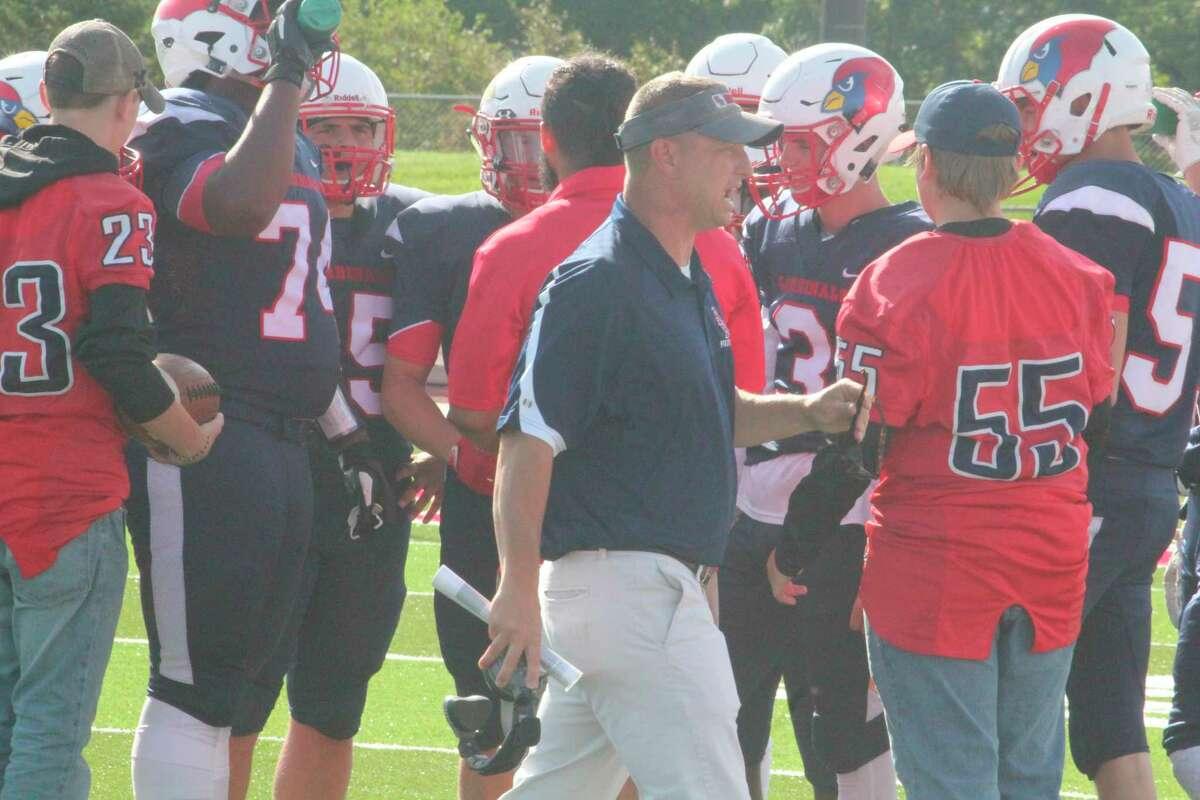 Mike Selzer is Big Rapids' head varsity football coach. (Pioneer file photo)