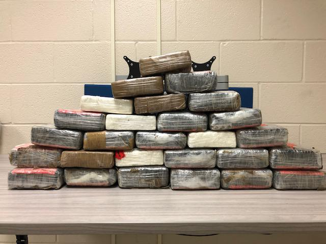 Laredo man caught smuggling more than $500K worth of cocaine