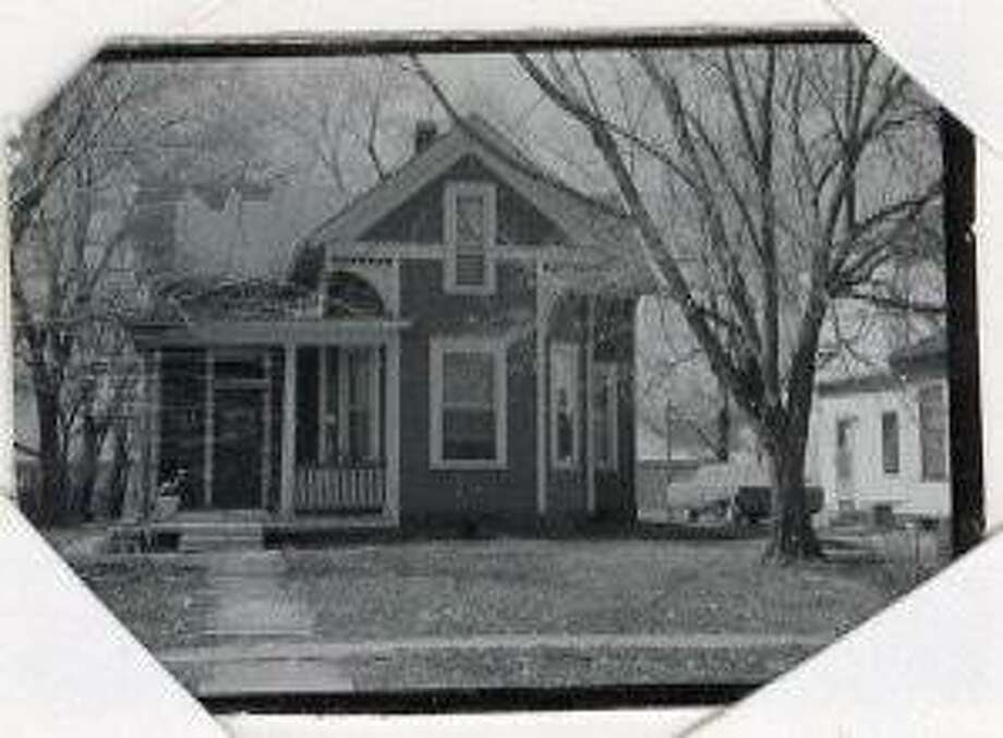141 Springer Avenue home Photo: Courtesy Of Madison County Historical Society; Maloney File
