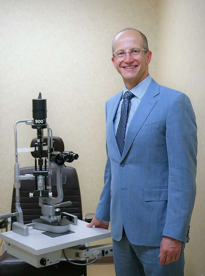 Retina Specialist/Ophthalmologist, Michael A. Hochman, M.D.P.A. Photo: Cuate Santos / Laredo Morning Times / Laredo Morning Times