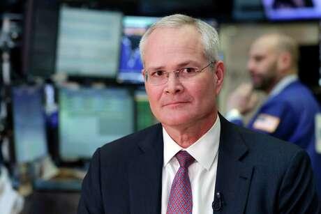 Exxon Mobil Chairman & CEO Darren Woods.