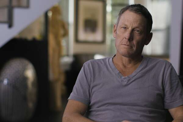 "The opening installment of ESPN's two-part documentary ""Lance"" on disgraced cyclist Lance Armstrong premiered Sunday night."