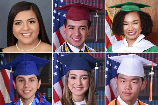 Click through the gallery above to see photos of the highest-ranked students from Laredo high schools and where they plan to continue their college education.