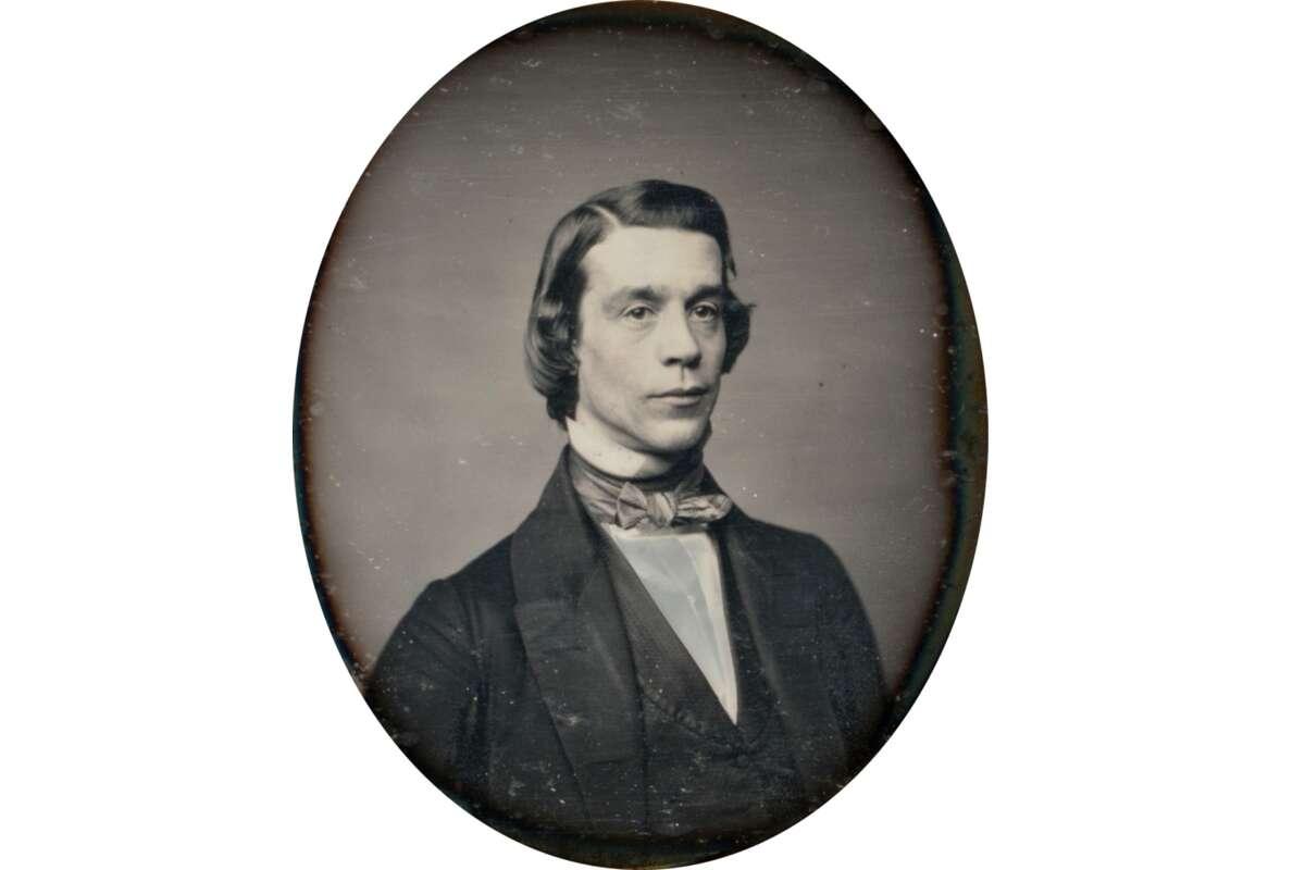 Reverend Thomas Starr King, the famed California orator.