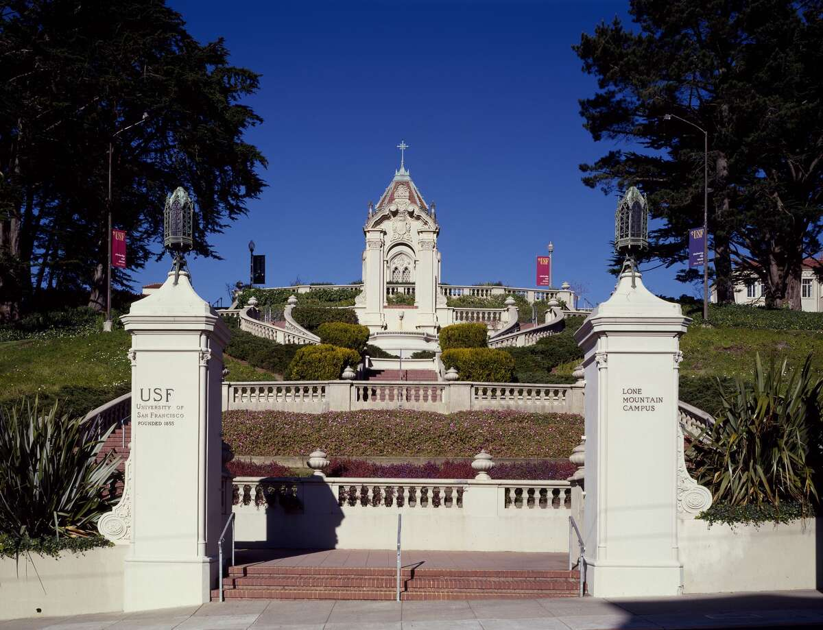 Some 11,000 students attend the University of San Francisco.