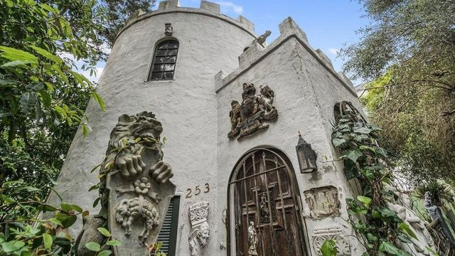 Ready for a Royal Renovation? Behold This $1.8M Castle in San Francisco