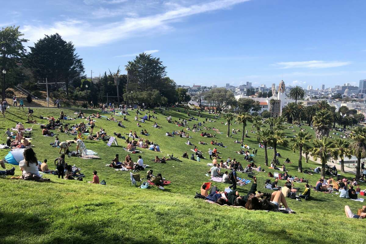 The searing temperatures are the result of a mass of hot, stagnant air sitting over California. Tuesday is expected to be the hottest day of the week in most locations and Wednesday will see similar or