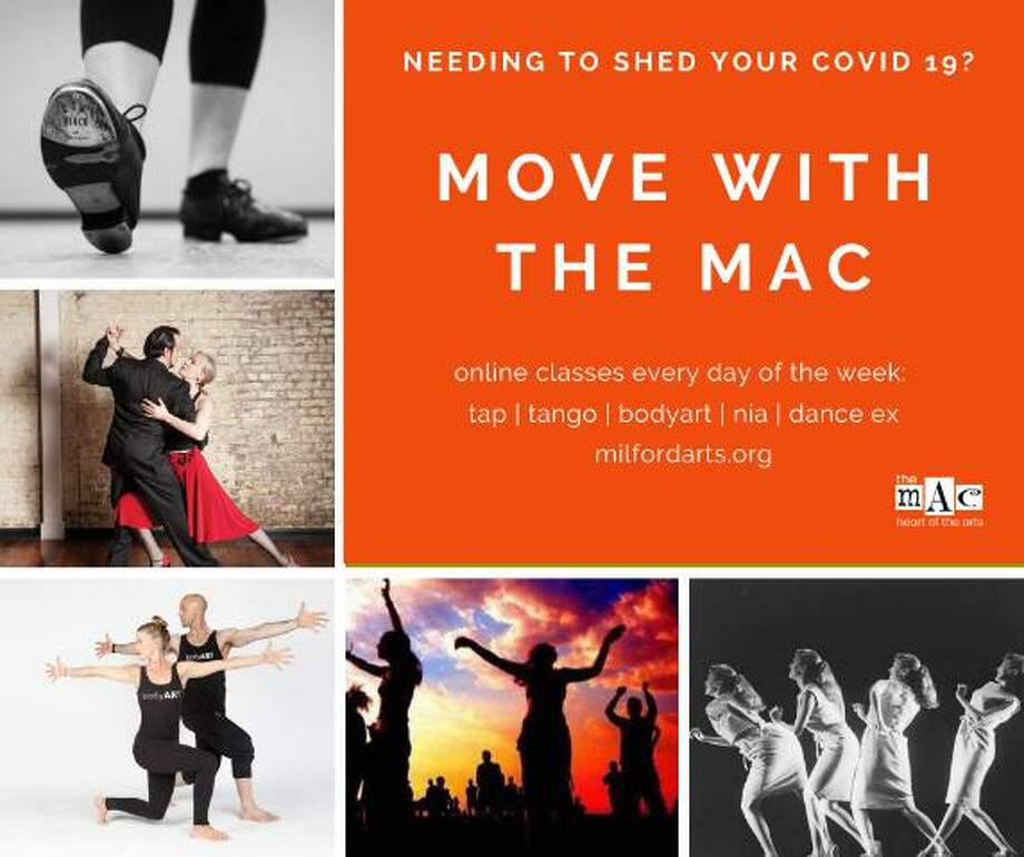 The MAC is offering free trial online dance classes. Photo: Contributed Photo
