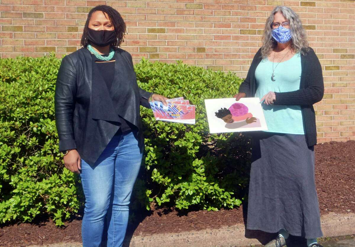 Middletown Affiliated Clinical Therapists psychologist Candice Weigle-Spier, right, and licensed clinical social worker Ava Hart, left, practice a specialized trauma therapy called eye movement desensetization reprocessing. Hart just published a children's book,