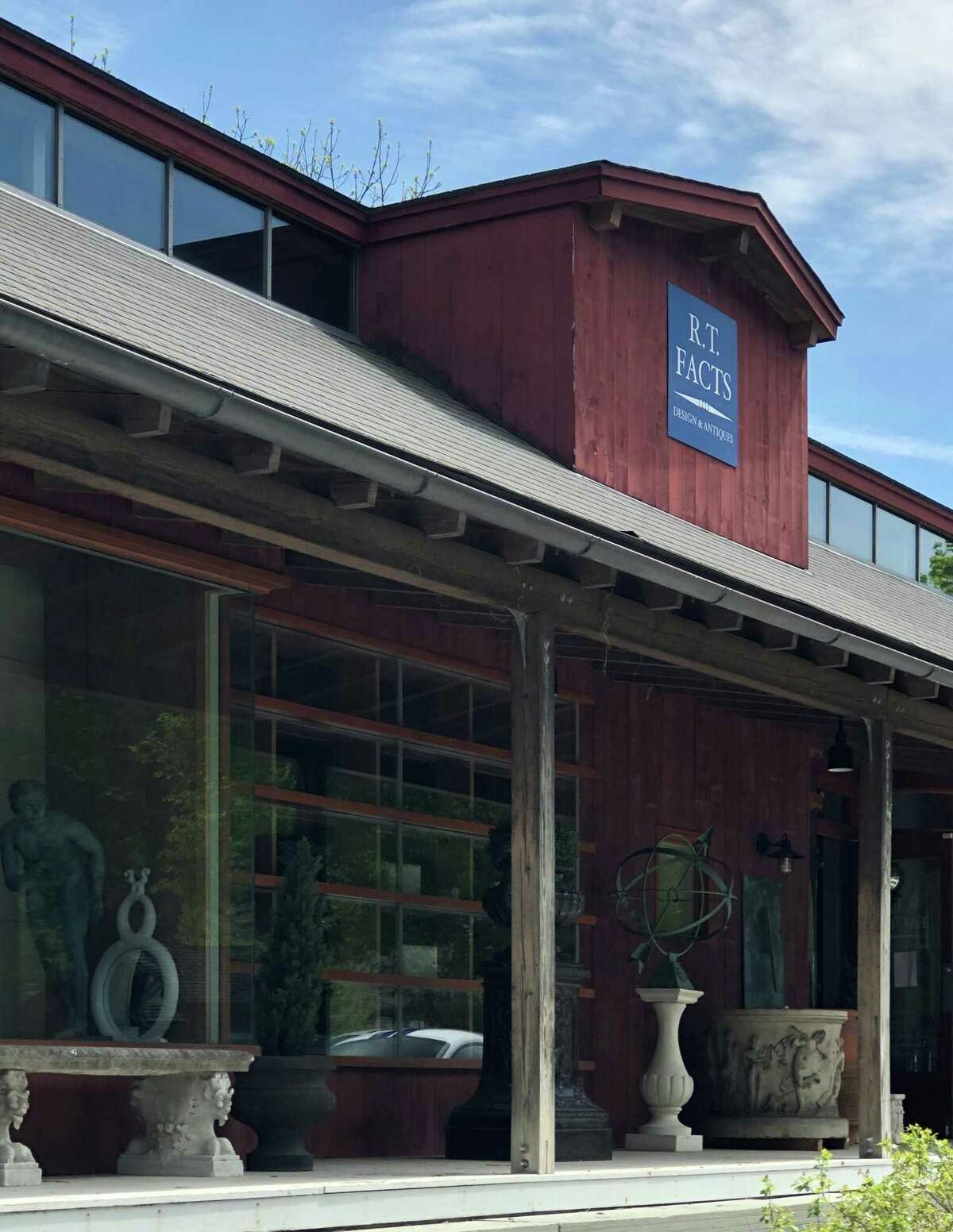 Spectrum/The state began Phase 1 of reopening businesses May 20, 2020. Several art galleries and businesses at the Kent Barns complex in Kent are among those who have announced their openings and latest offerings. RT Facts is among those businesses.