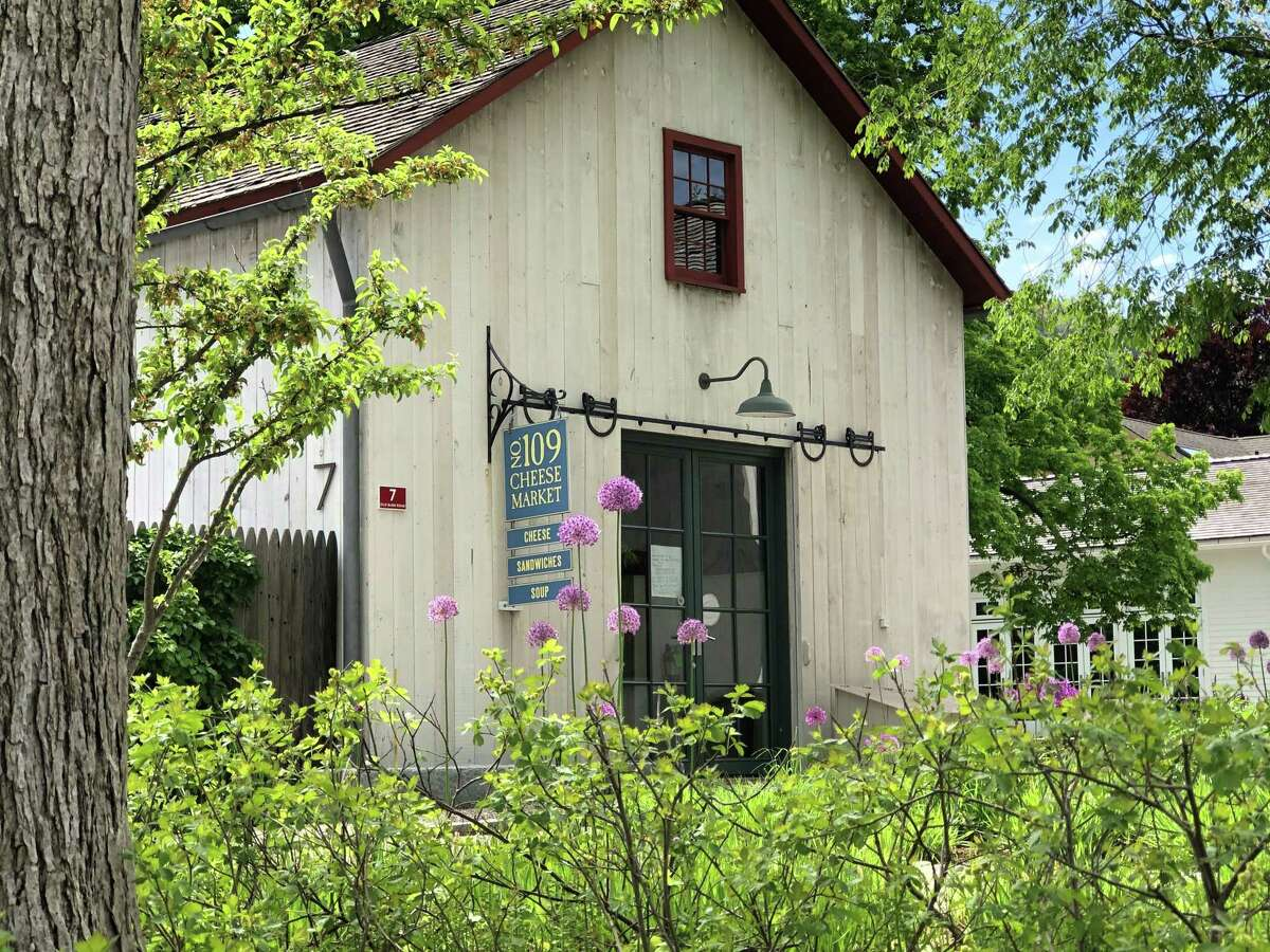 The 109 Cheese Market is among the businesses in the Kent Barns that is offering limited services now.