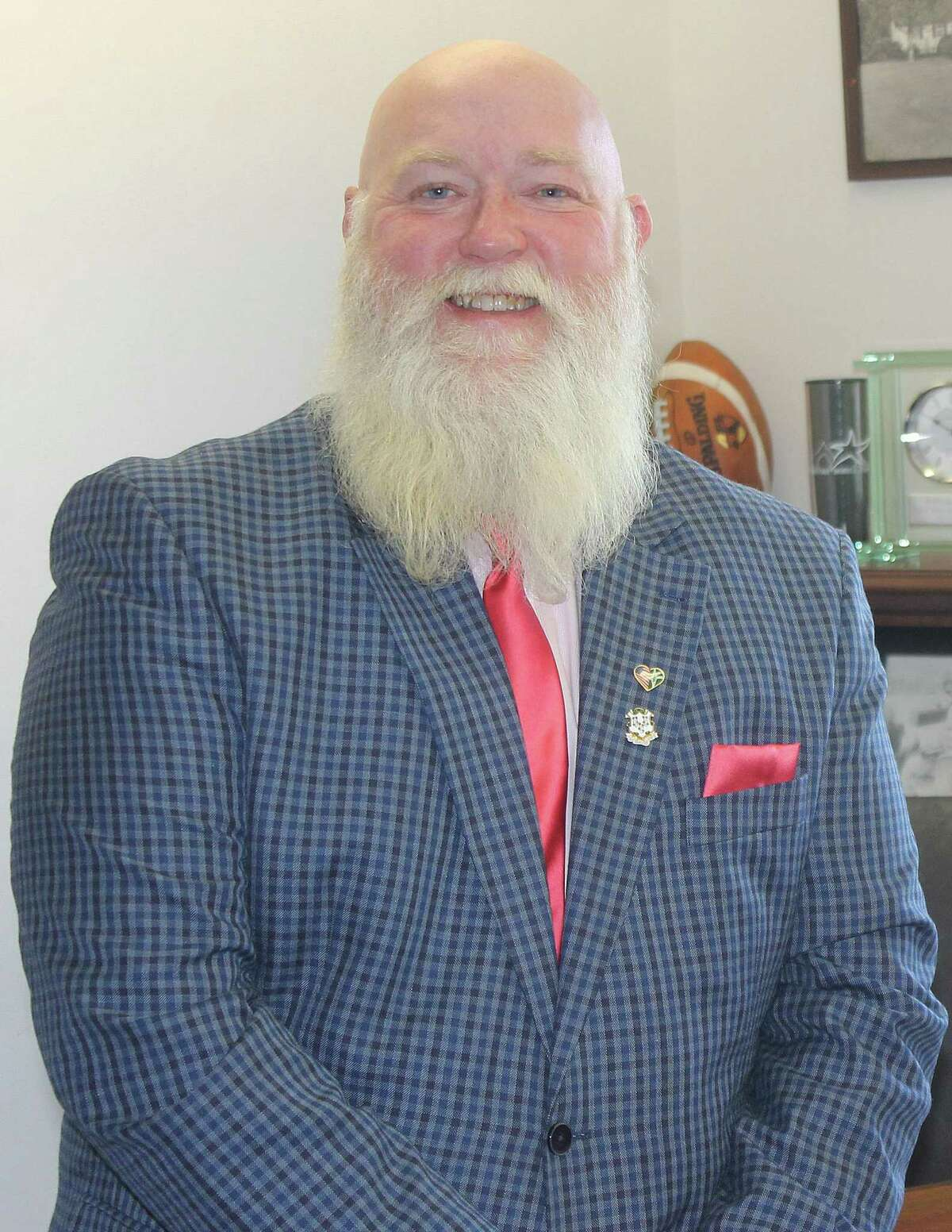 Bill Buckbee of New Milford, State Representative for the 67th District.