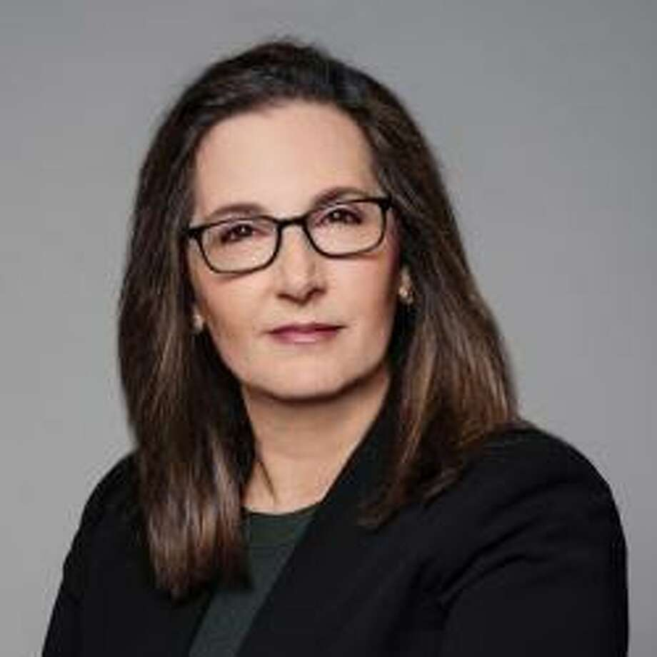 """Joyce Vance, one of the first five U.S. Attorneys - and the first female U.S. Attorney - nominated by President Barack Obama, will lead a """"Conversations on the Green"""" panel May 31 Photo: Courtesy Of """"Conversations On The Green"""" / Danbury News Times"""
