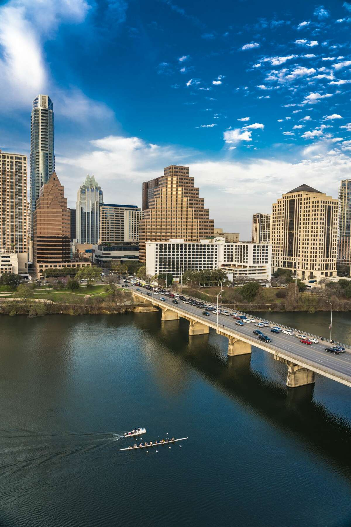 Austin ranked at No. 38 for the second year in a row.