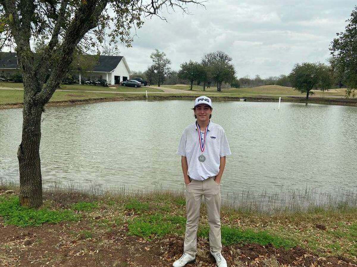 Lamar High School junior Bryant Hiskey was one of 18 first-team selections in Class 6A for the Texas Association of Golf Coaches all-state team.